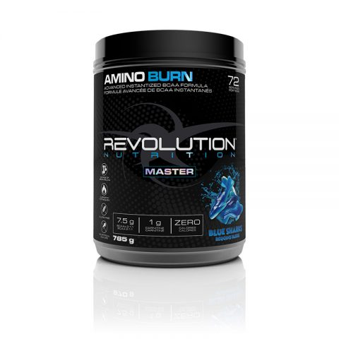 Amino Burn Blue sharks flavour product